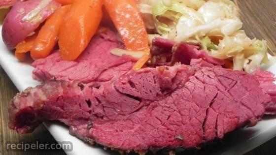 Corned Beef rish Feast