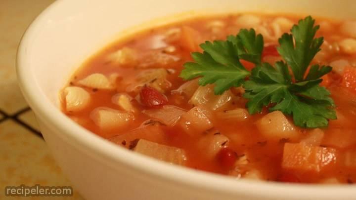 corrigan's minestrone