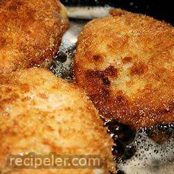 Cracker Pork Chops