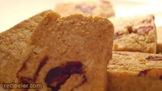 Cranberry Cinnamon Cookies