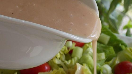 Cranberry Mustard Salad Dressing