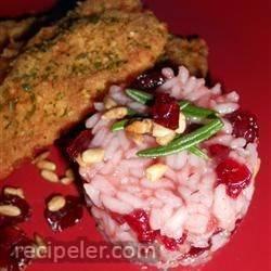 Cranberry Rice