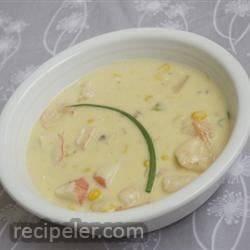 crawfish chowder