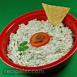 Cream Cheese Jalapeno Dip