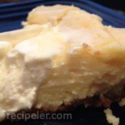 Creamy Cheese Pie