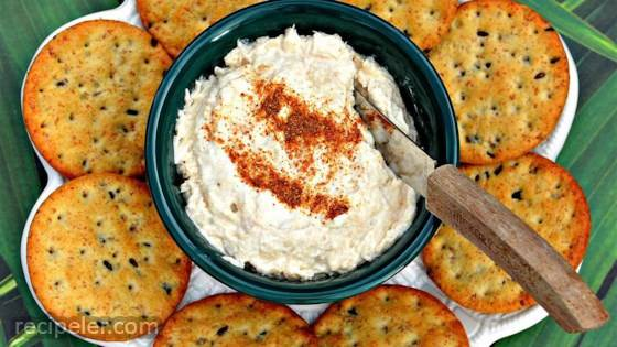 Creamy Chicken Spread