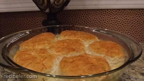 Creamy Dilled Chicken Casserole
