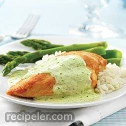 Creamy PHLLY Pesto Chicken