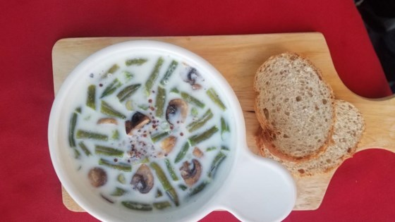 creamy quinoa and vegetable soup