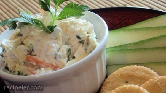 Creamy Vegetable Sandwich Spread