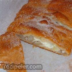 Crescent Pastry Puff