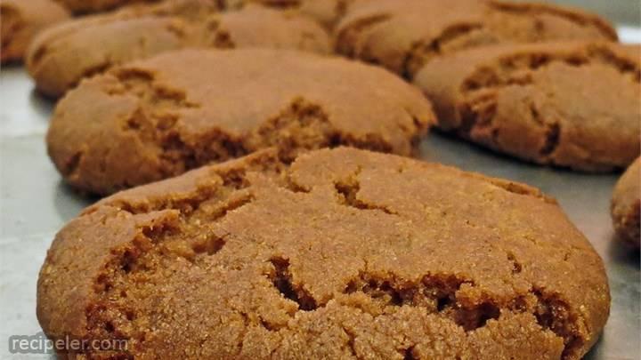crispy gingersnaps