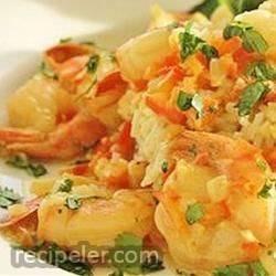 Curry-coconut Shrimp