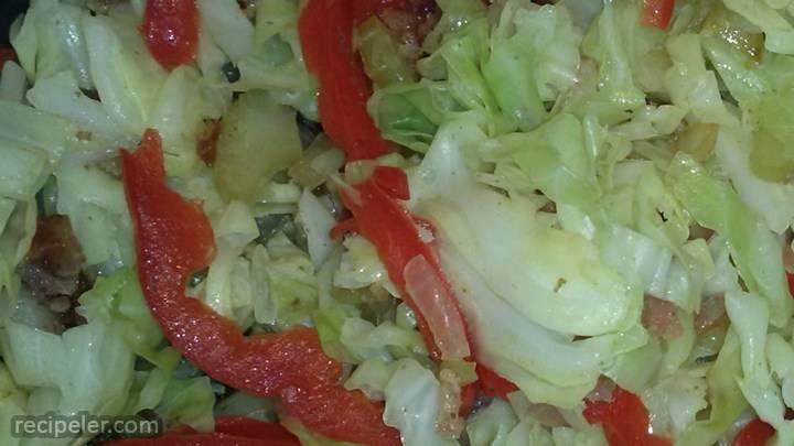 czech cabbage dish