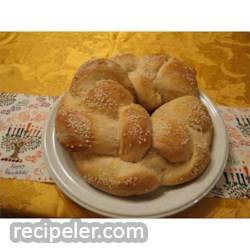 D's Whole Wheat Challah