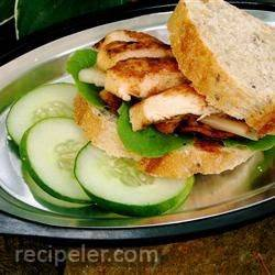 Dan's Favorite Chicken Sandwich