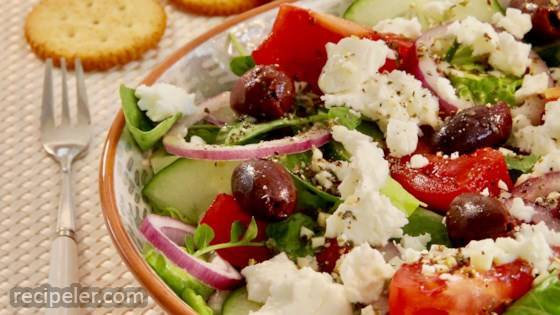 Dana's Greek Salad