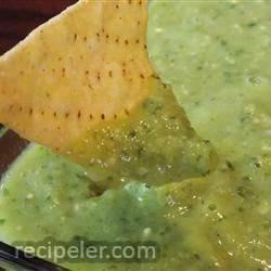 Dani's Green Monster Salsa
