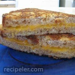 Death by Cheese Sandwich