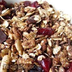 Dee's Dark Chocolate Granola