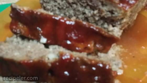 Deerburger Meatloaf