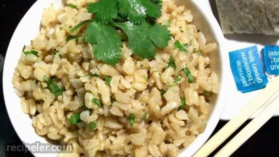 Delicate Jasmine Rice