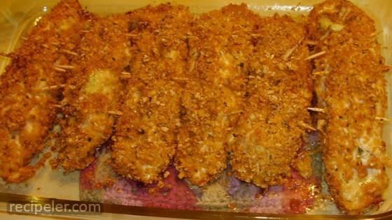 Delicious Baked Chicken Kiev