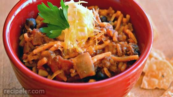 Delicious Chili Rice