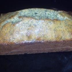 delicious moist poppy seed cake