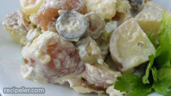 Diane's Scotch-rish Potato Salad