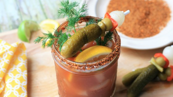 dilly bloody mary