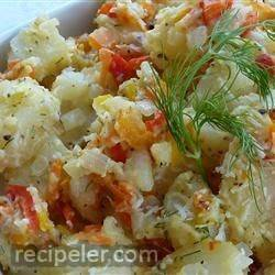 Dilly-Of-A-Baked Potato Salad
