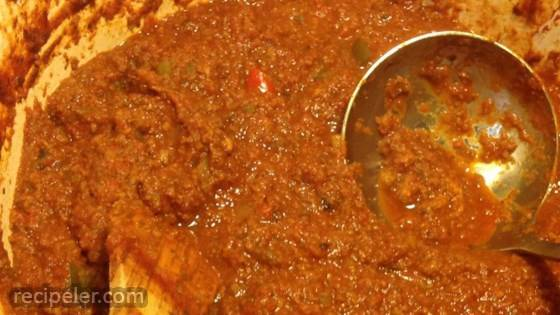 Divine Spaghetti Sauce