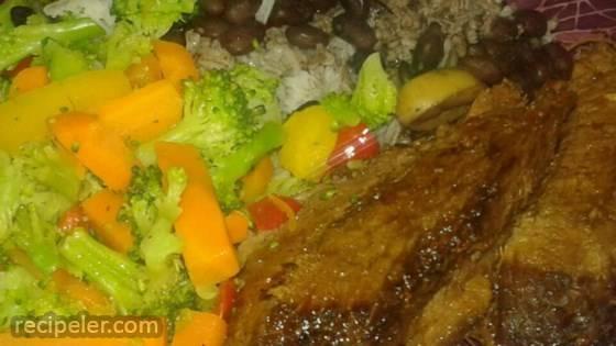 Dry Rub Beef Brisket