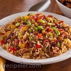 Dulac Dirty Rice