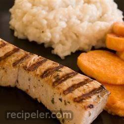 e-z marinated swordfish