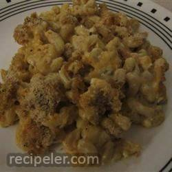 easy add-n macaroni and cheese