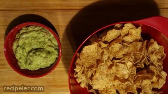 Easy and Delicious Avocado Dip