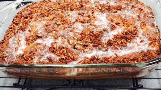 easy apple pie coffee cake