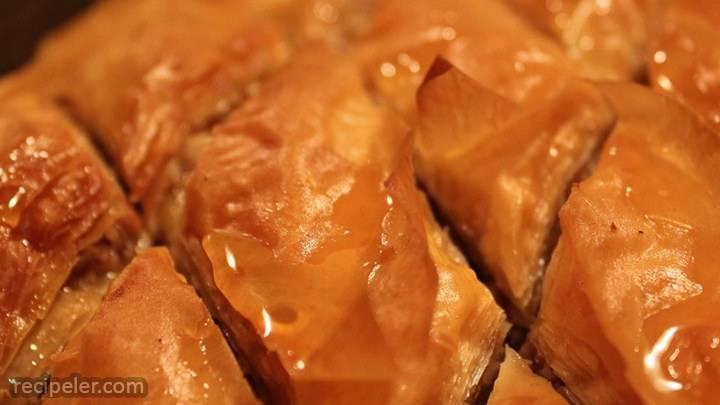 easy baklava