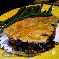 Easy Beef Pie