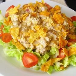 Easy Dorito® Taco Salad