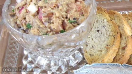 Easy Fava Bean Salad