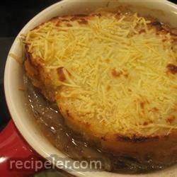 Easy French Onion Soup for Guests