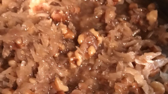 easy german chocolate cake cing