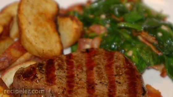Easy Grilled Tri Tip