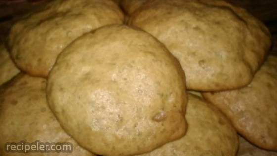 Easy Kids' Recipe for Fluffy Banana Cookies