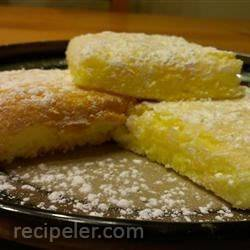 Easy Lemon Bars for Junior Chefs