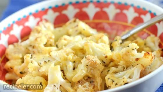 Easy Low-Carb Cauliflower Mac 'n Cheese