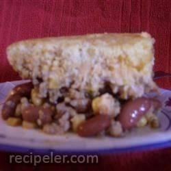 Easy, Meaty Mexican Casserole